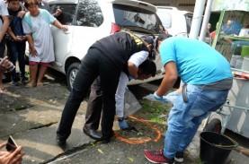 BOM MEDAN: 2 Teroris Diciduk Densus 88 di Jalan Jermal
