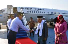Wakil Presiden Ma'ruf Amin Imbau Pemuka Agama Sampaikan Narasi Kerukunan