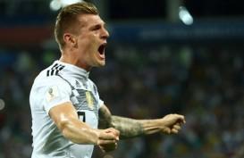 Toni Kroos Akui Jerman Bukan Tim Favorit di Euro 2020