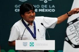 Petani Koka Pendukung Morales Persenjatai Diri, Kekerasan…