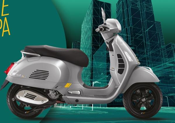 Vespa GTS Super Tech 300 - Vespa