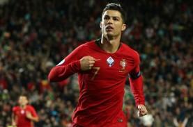 Ronaldo Antar Juara Bertahan Portugal Lolos ke Putaran…