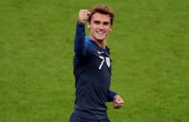 Prancis & Turki Akhiri Kualifikasi Euro dengan Menang Tandang 2 - 0