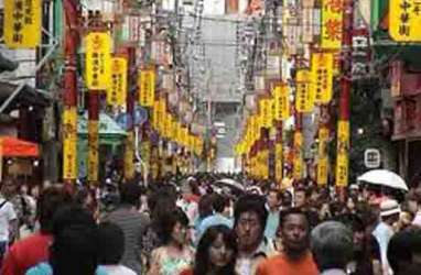 Ekonomi China Melemah, PBOC Pangkas Suku Bunga