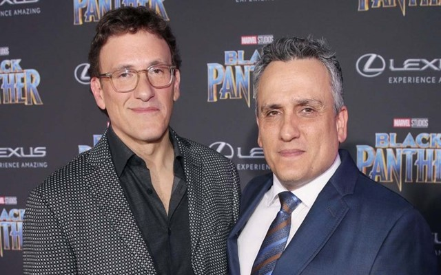 Sutradara Anthony Russo (kiri) dan Joe Russo (kanan)  -  The Hollywood Reporter