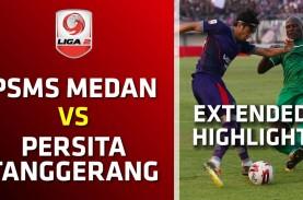 Persita Tekuk PSMS 2-1, Lolos ke Semifinal Jumpa Sriwijaya…