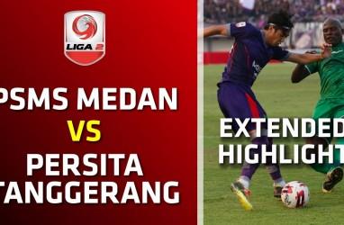 Persita Tekuk PSMS 2-1, Lolos ke Semifinal Jumpa Sriwijaya FC. Ini Videonya