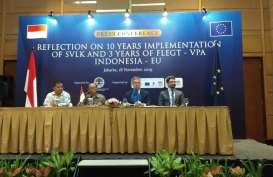 Terapkan SVLK, Nilai Ekspor Kayu Indonesia Sejak 2013 Tembus US$65 Miliar