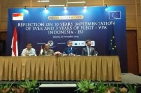 Terapkan SVLK, Nilai Ekspor Kayu Indonesia Sejak 2013…