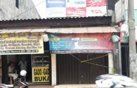 Tempat Kerja Pelaku Penyiram Air Keras di Jakbar Disegel Polisi
