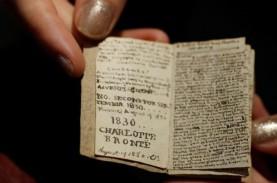Manusrkip Karya Charlotte Bronte Terjual Miliaran…