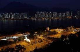 Aksi Demo Hong Kong : China Tuduh Inggris Berpihak