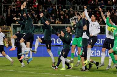 Italia Pesta Gol 9 - 1, Spanyol 5 - 0, Swiss & Denmark Lolos ke Euro 2020