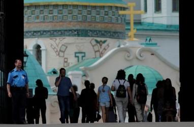 AS Keluarkan Travel Warning di Yerusalem