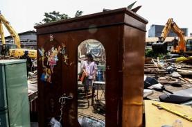 Korban Penggusuran di Sunter: Janji Anies Palsu