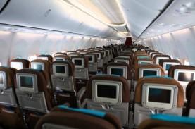 Tips Mengatasi Ketakutan Naik Pesawat Terbang