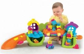 Investasi Mengalir, Industri Mainan Kian Menggeliat