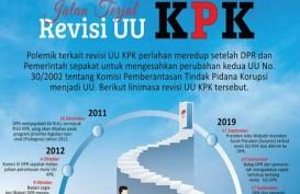 Sidang Gugatan UU KPK : DPR Sebut Opini Pemohon Menyesatkan dan Keliru