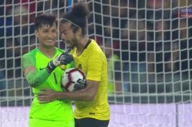 Indonesia Takluk 0-2 atas Malaysia, Jadi Juru Kunci…