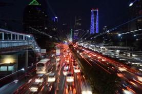 Ada Proyek Jalan Layang, Jalan Raya Tanjung Barat Jakarta Kian Macet