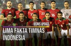 Lima Fakta Timnas Indonesia