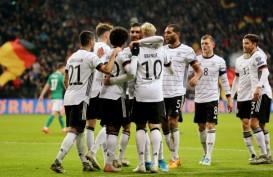 Jerman, Belanda, Belgia, Rusia, Tutup Kualifikasi Euro dengan Pesta Gol