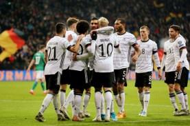Jerman, Belanda, Belgia, Rusia, Tutup Kualifikasi…