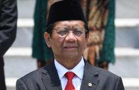 Mahfud MD Temui Jaksa Agung, Mau Bahas SK Perpanjangan Tim Pemburu Koruptor?