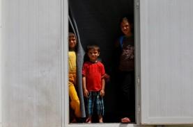 Otoritas Belanda Menemukan 25 Imigran dalam Kontainer