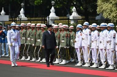 Sejak Prabowo Jadi Menteri Pertahanan, Medsos Kemenhan Ramai Kunjungan