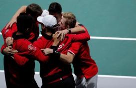 Bikin Sejarah, Kanada Taklukkan Amerika Serikat di Piala Davis