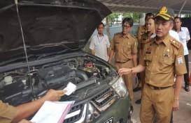 Pemkot Palembang Cek Keberadaan Aset Mobil Dinas