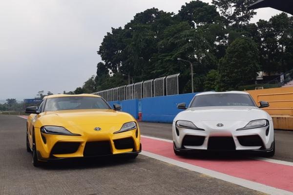 Toyota Supra GR - Bisnis/Ilman A. Sudarwan