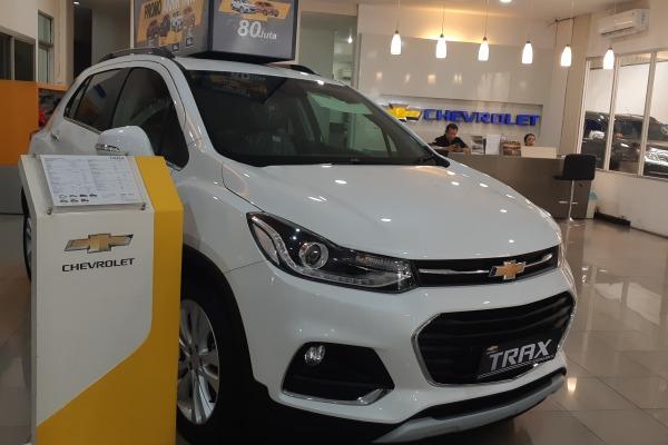 Chevrolet Traxi - Bisnis/Thomas Mola
