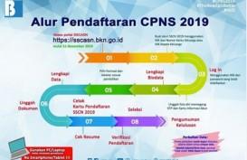 Belum Daftar CPNS 2019? Sejumlah Instansi Tutup Pendaftaran Akhir Pekan Ini