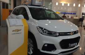 Cuci Gudang, Dealer Panen Pesanan Chevrolet Trax