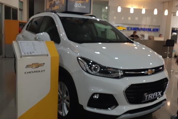 Chevrolet Trax - Bisnis/Thomas Mola