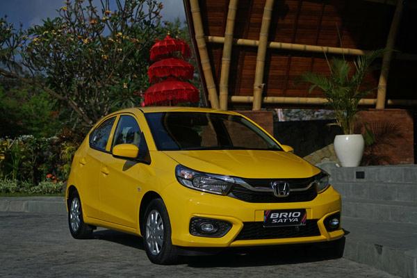 New Honda Brio Satya. - HPM