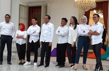 Ini Dia Generasi Milenial Staf Khusus Presiden Jokowi