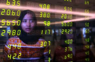 IHSG Ditutup Melemah, Investor Asing Catat Net Sell Rp404,48 Miliar