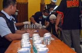 Cegah Penyebaran Narkoba, Prajurit Kodim 1417 Kendari Dites Urine