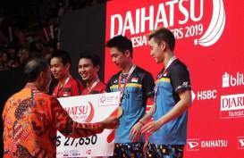 PBSI Sebut Indonesia Masters 2020 Jadi Ajang Penting Menuju Olimpiade Tokyo