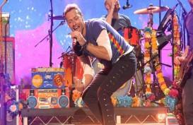 Ini Alasan Coldplay Tidak Gelar Tur Album Terbaru