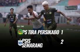 PSIS Bekuk Tira Persikabo 2-1, Dendam Kekalahan Kandang Terbayar Lunas. Ini videonya