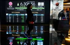 IHSG Ditutup Melemah, Investor Asing Catat Net Sell Rp38,74 Miliar
