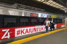 Wah, Jumlah Perjalanan Kereta Api dari Jakarta Naik 11,7 Persen