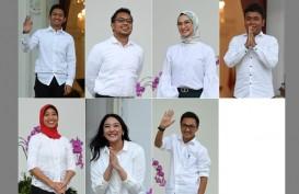 Tujuh Milenial Jadi Stafsus Jokowi, Berapa Sih Gajinya?