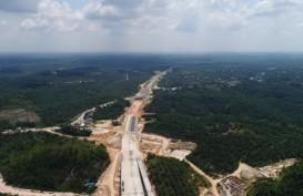 Sulitnya Membebaskan Lahan Proyek Jalan Tol Pekanbaru-Dumai