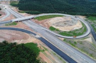 Tantangan Membangun Simpang Susun di Tol Pekanbaru-Dumai, Apa Itu?