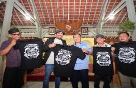 Glenn Fredly Apresiasi Oded Pelihara Ekosistem Musik di Bandung